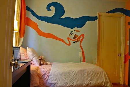 Beautiful Guest Room in South Beach - Miami Beach - House