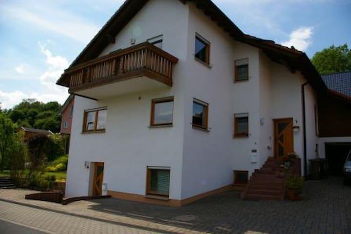 48qm Fewo für 2 Pers. im Westerwald - Lochum - Wohnung