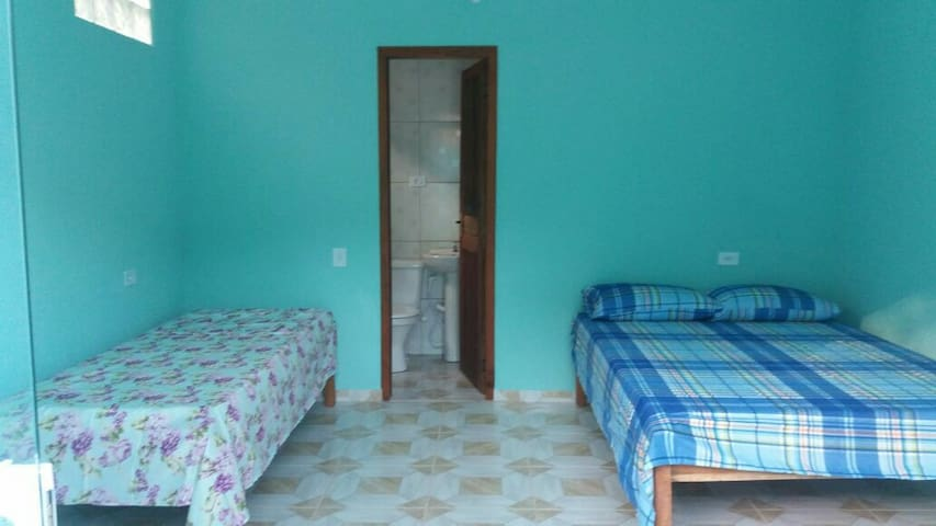 Quarto suite em Tarituba - Paraty - Tarituba - Hus