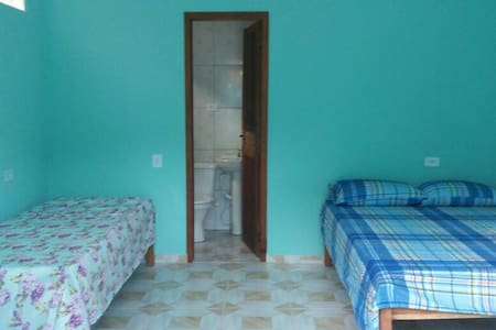 Quarto suite em Tarituba - Paraty - Tarituba