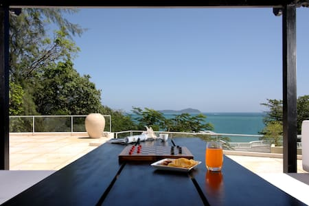 2+3 BR (5 BR) CONDO - OCEANFRONT - Mueang Phuket