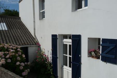 Maison de vacances (5-7 personnes) - Saint-Pierre-Quiberon