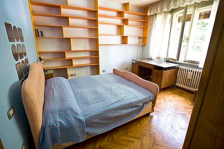 Appartamento in casa con giardino (45mq) - Pedavena - House