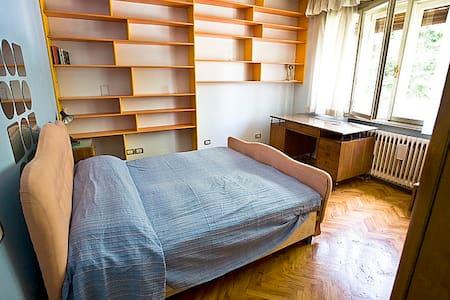 Appartamento in casa con giardino (45mq) - Pedavena - Hus