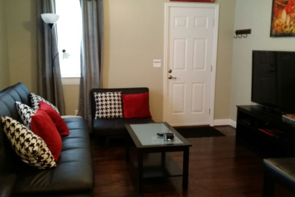 Living Room area ~ all new!