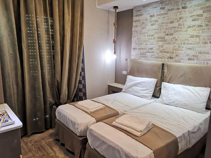 Camera + bagno privato - Guesthouse Luisella