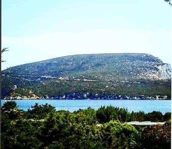 Villa con vista mare, CapoCaccia. 10 km da Alghero - Province of Sassari