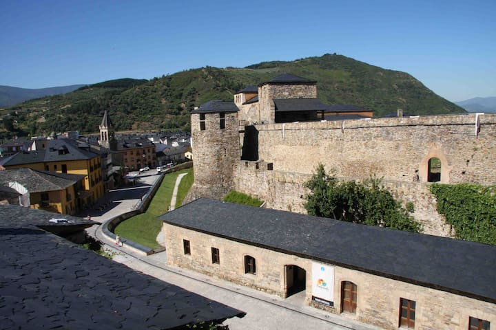 Ponferrada Castillo - Ponferrada - Apartment