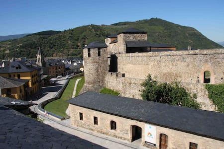 Ponferrada Castillo - Apartment
