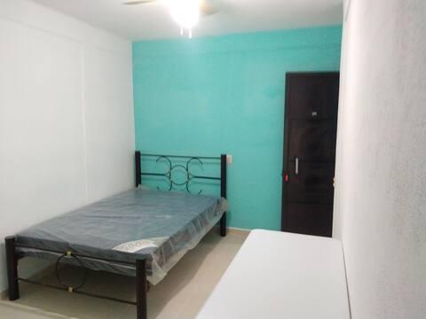 Cómodas habitaciones para descansar exelente zona