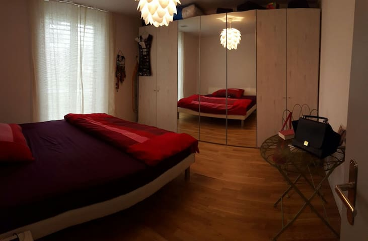 2.5 Zimmer Gartenwohnung zwischen Baden und Brugg - Gebenstorf - Apartmen