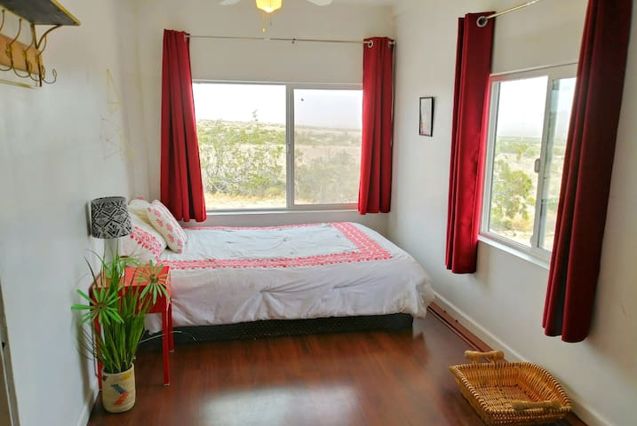 The view room.