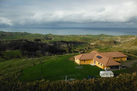 Kiwi-DX-Lodge - The King Room - Havelock North - Bed & Breakfast