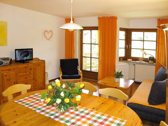 Apartment Appartementhaus Stolls Wohlfühloase for 6 persons - Bernau