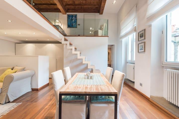 Pergola luxury loft