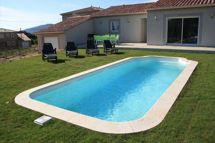 Maison de vacances 6 pers à  Beaumes de Venise - Beaumes-de-Venise - Huis