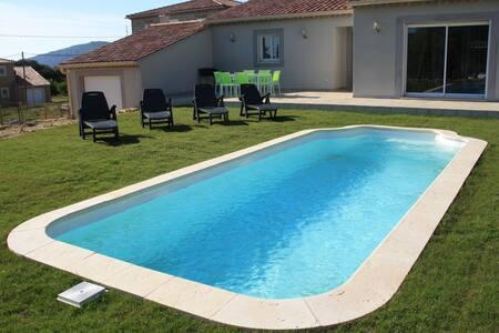 Maison de vacances 6 pers à  Beaumes de Venise - Beaumes-de-Venise - 独立屋
