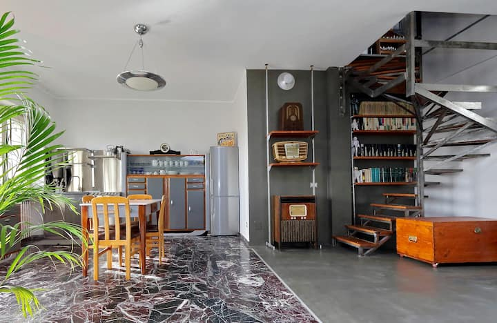 iFlat | Stylish Studio Penthouse near Marconi