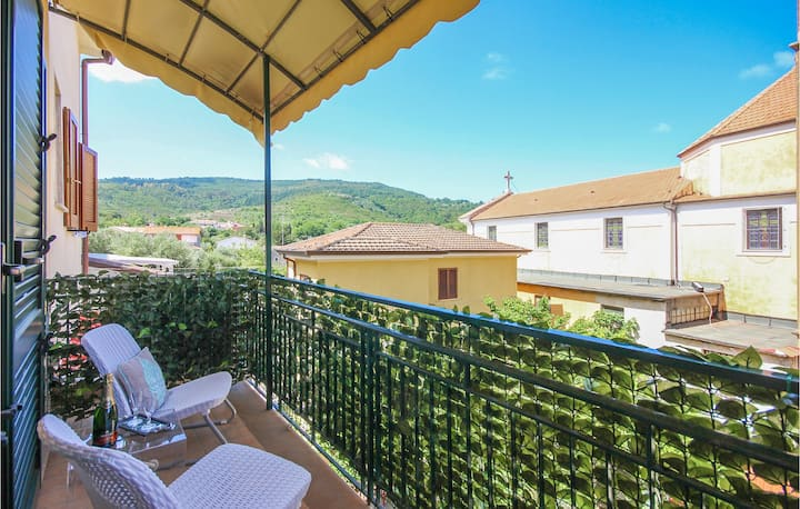 Nice home in S.M. di Castellabate with 2 Bedrooms
