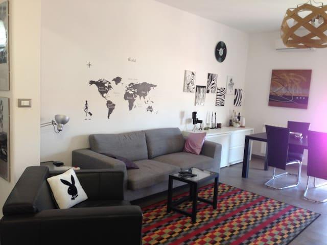 Appartamento pratico e confortevole - Augusta - Apartemen