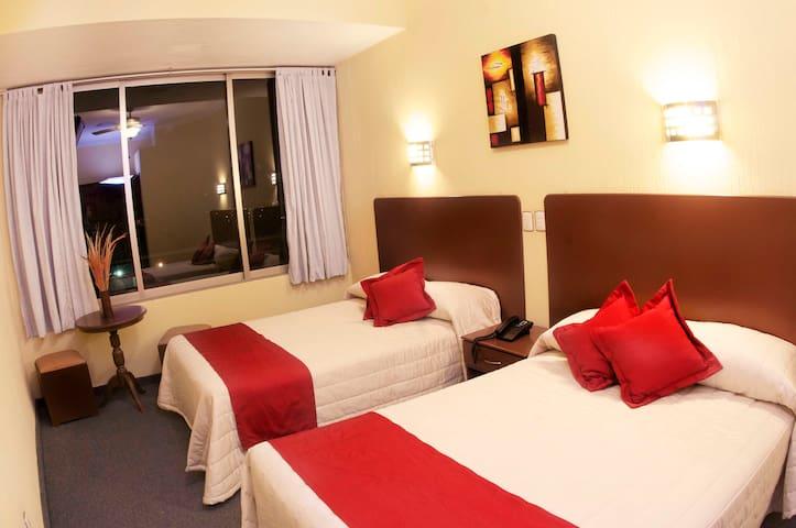 Hotel con muy buena Ubicación en Tonalá Jalisco Mx - Tonalá - Hotel boutique