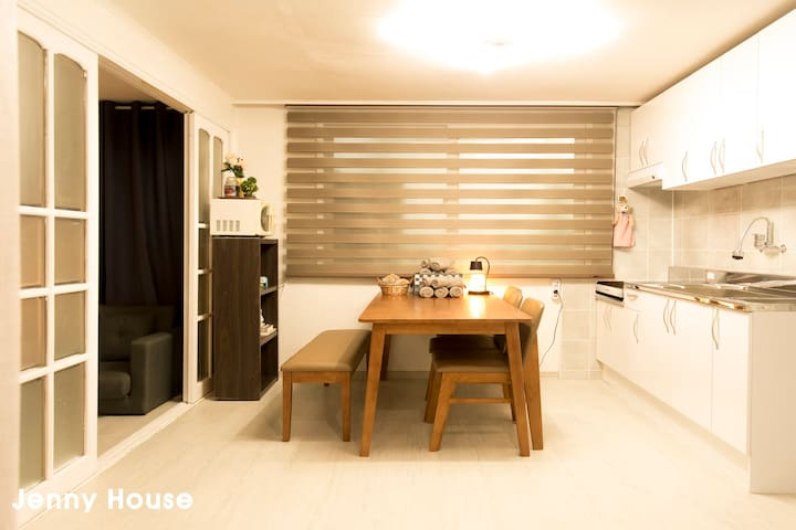 [J3]★Use entire House★ Spacious 3 Bedroom House!!