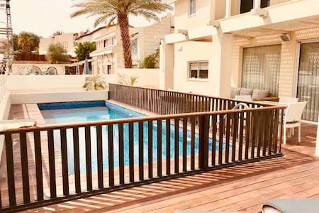 Glamour appartement 1BR with private pool