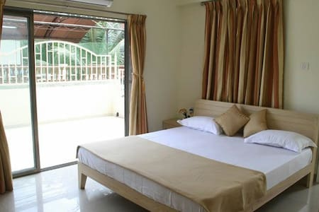 3AC double deluxe Aprtment2 Miramar - Panjim