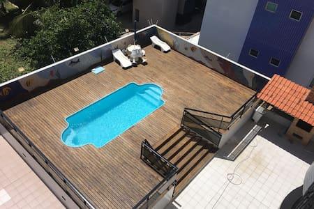 Grande Apartamento 3Q em Intermares - Cabedelo