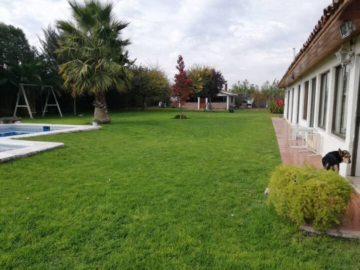 Paraíso Verde en Peñaflor