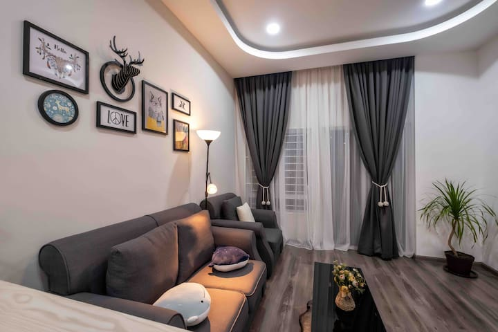 Feel at Home_Langkawi_Room 3_ shared apartment