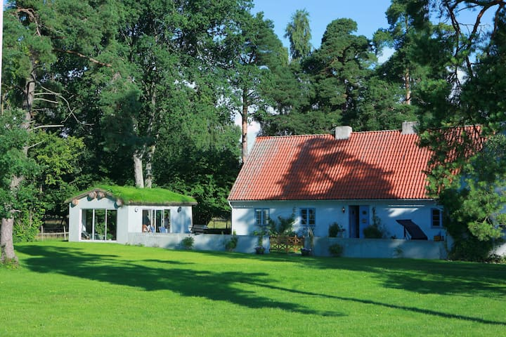 Beautiful house close to Visby - Visby - House