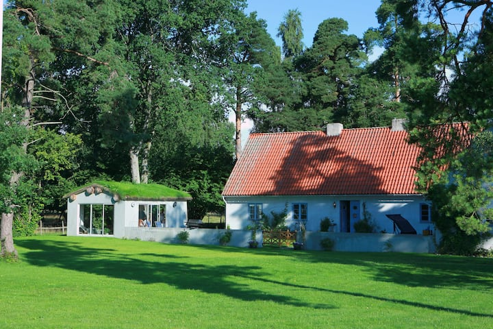 Beautiful house close to Visby