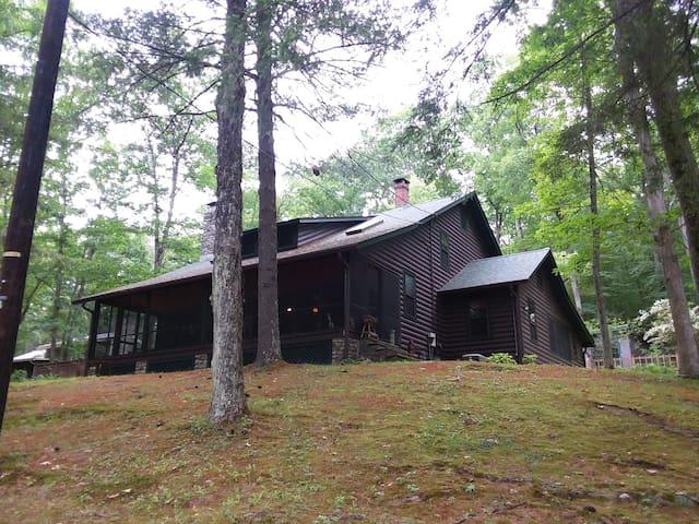 Quaint and Quiet 4 BR Cabin