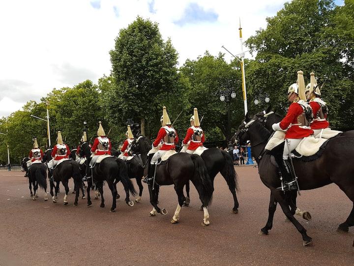 Queens Horse Guard