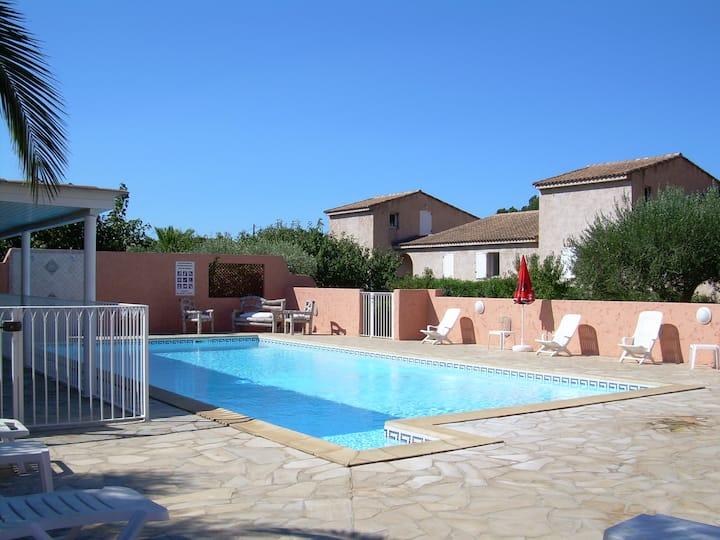 Mini-Villa Suara Torta - Corse du Sud proche plage