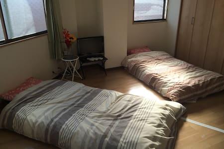 角部屋日当たりの良い清潔感溢れるお部屋 - 京都市