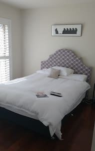 A quiet inner Melbourne 1BR flat. Very comfortable - 阿玛代尔 - 公寓