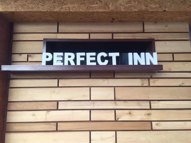 Perfect Inn(完美客栈)(二人房单人床×2+卫生间){109}