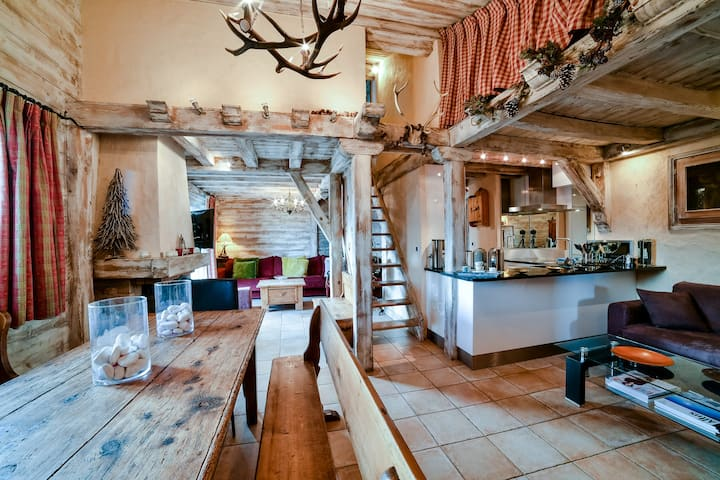 Stylish apartment, Courchevel 1850 in Pralong area
