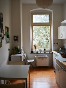 Helle Wohnung im Herzen von Prenzlauer Berg - Berlin - Apartment