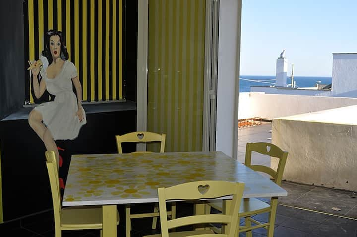 Villetta vicinissima al mare