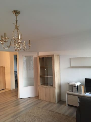 3 room appartment very close to Basel - Saint-Louis - Wohnung