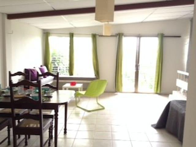 Apartamento nuevo amueblado