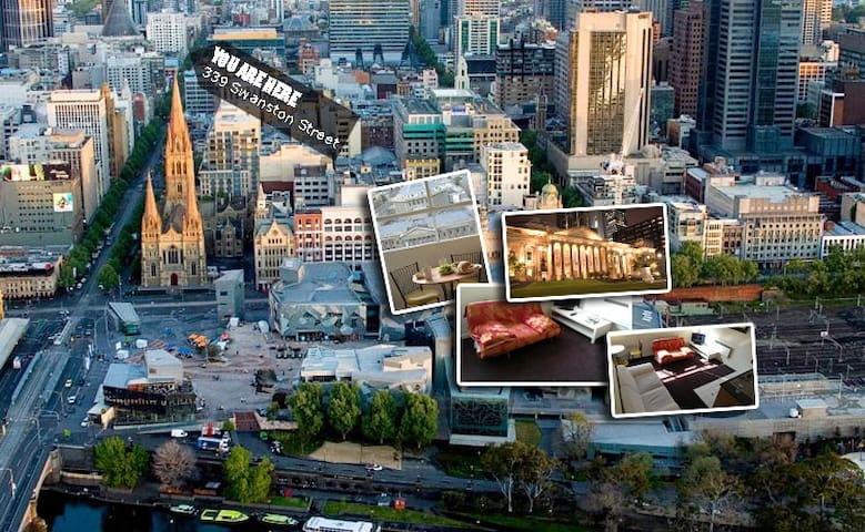Absolute Melbourne Center Apartment