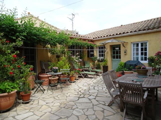Appartement autonome et indépendant - Argeliers - Pis