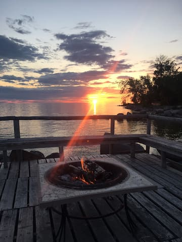 Rekindle The Fire at Lakeside Haven