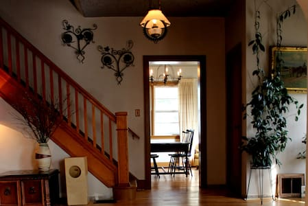 Upstairs at Rocky Oaks Your Stay in the Near North