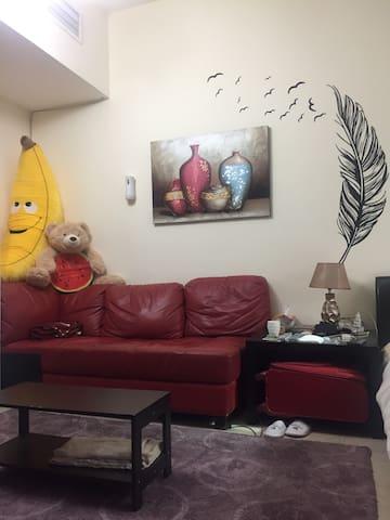 Cozy Studio Apartment - Dubai