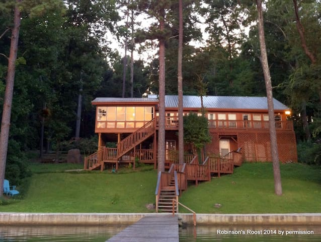Bass Fishing & Family Fun, 3000/sf on Main Channel - Scottsboro
